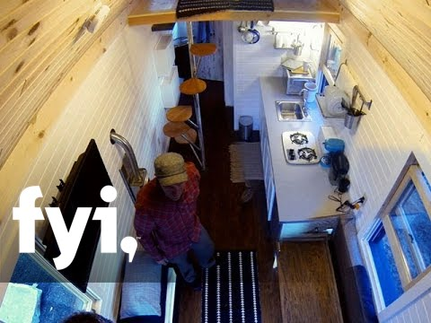 Tiny House Nation The Tiniest Reveal S1 E7 Fyi Youtube