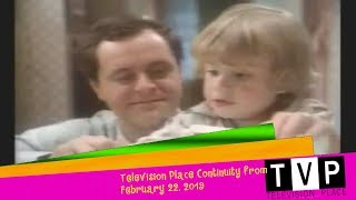 Television Place Continuity (02/22/2019)