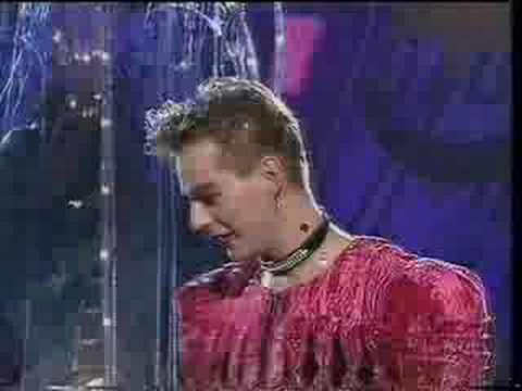Channel 4 1989 into 1990-Sticky Moments with Julian Clary #2