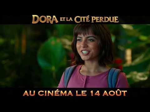 Dora et la cité perdue - Bande-annonce VF