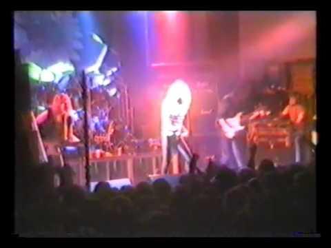 Europe: Live In Ljusdal, SWE 1984-11-30