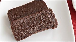 チョコテリーヌ|bonobos25さんのレシピ書き起こし