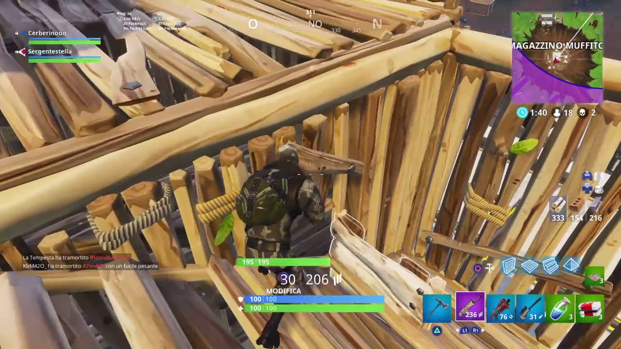 Download Fortnite - Vittoria Reale Da Impedito + Fuochi d artificio finali