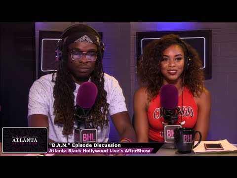 Atlanta Season 1 Episode 7 Review and Aftershow | Black Hollywood Live