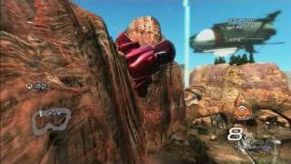 Fatal Inertia Xbox 360 Gameplay - Marketplace Demo