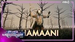 SHAMAANI - ÄLÄ DROPPAA MUN TUNNELMAA | MASKED SINGER SUOMI | MTV3