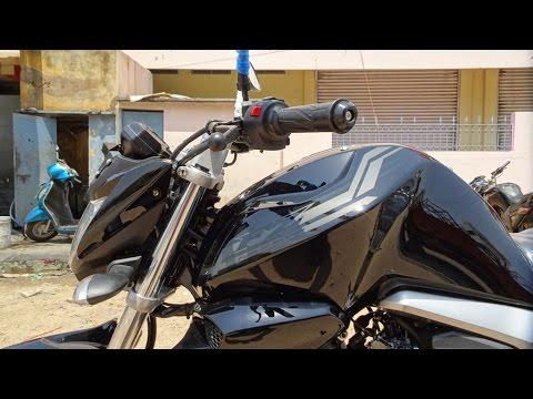 Yamaha fz fi version 2 0 2018 - 19 India | Bomber Black | Latest Colour |  Exclusive Video