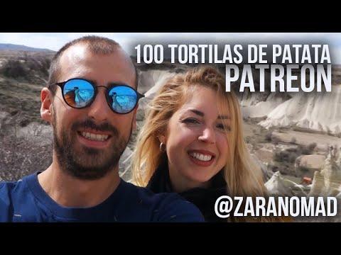 PATREON ZaraNomad - 100 Spanish Omelettes