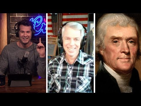 David Barton Destroys 'Racist Slave Owning' Founding Father Myths… | Louder With Crowder