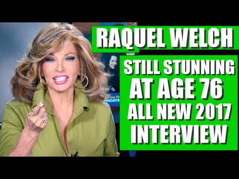 HILARIOUS RAQUEL WELCH INTERVIEW! WITH BARRY WATSON FROM 7TH HEAVEN & DATE MY DAD