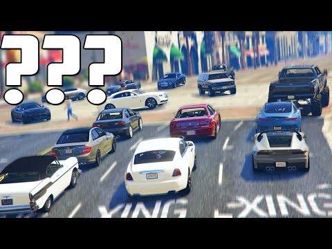 GTA 5 Online - ГОРОДСКАЯ МАСКИРОВКА. ПОДСТАВА ОТ БОТОВ! КАК ИХ НАЙТИ?! СЛОЖНО! РП ЕЗДА В ЦЕНТРЕ!