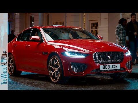 2020 Jaguar XE – Design