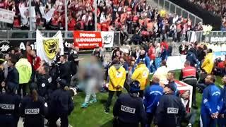 Film des événements Amiens-Lille - 8ème journée de Ligue 1 2017-2018