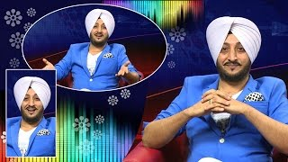 Inderjit Nikku, Punjabi Singer & Film artist on Ajit Web TV.
