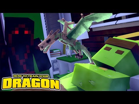 I GOT A NIGHTFURY & STOPPED DRAGON THIEVES! How To Train Your Dragon wTinyturtle