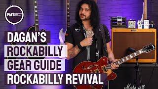 Dagan's Rockabilly Gear Guide - Get The Rockabilly Sound with Slapback Delay, Reverb & More.