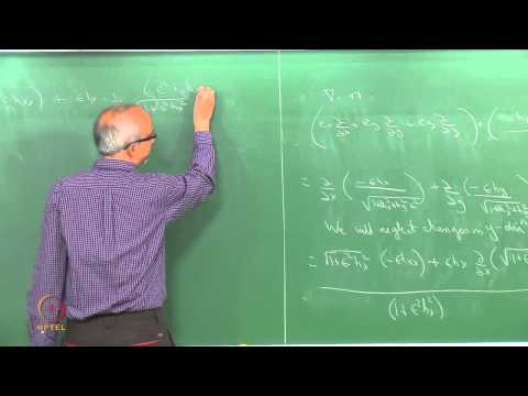 Mod-01 Lec-27 Rayleigh-Taylor instability contd