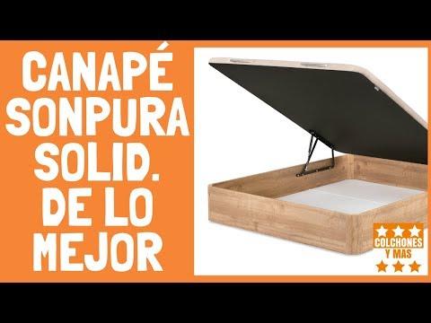 CANAPE SONPURA SOLID 👍