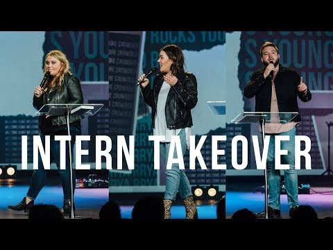Intern Takeover 2018