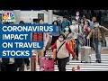 Coronavirus continues to spread, hits travel and casino stocks