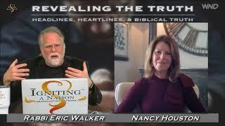Rabbi Walker & Nancy Houston discuss her book Love and Sex 02 15 2018
