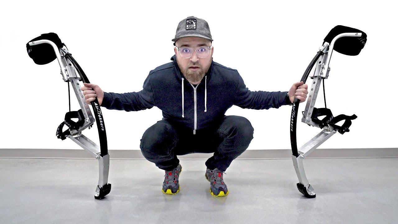 Download Testing My New Superhuman Legs