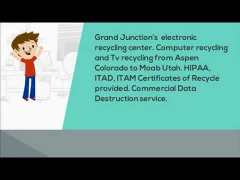 Electronics Recycling Center now open in Grand Junction