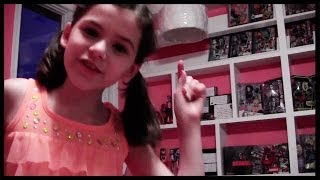 Room Update! Monster High Doll Collection Display! Room Tour! | KittiesMama