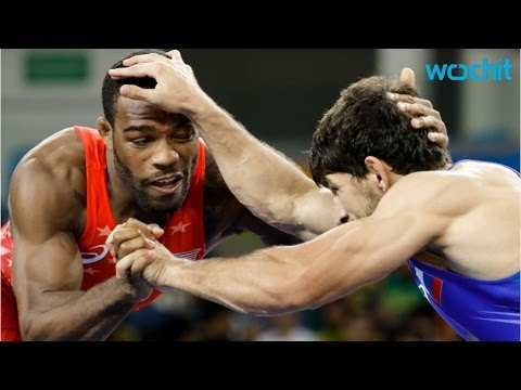 USA Wrestling's Jordan Burroughs Defeated