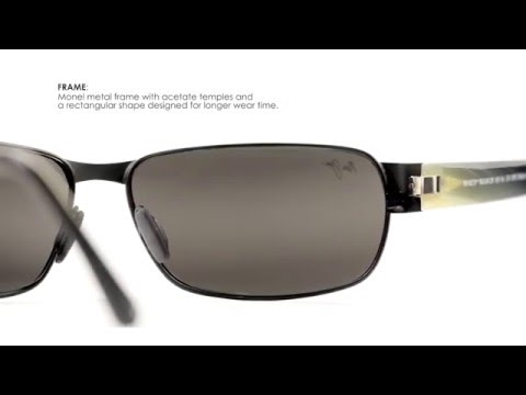 Black Coral Sunglasses   Maui Jim