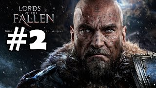 Lord of the Fallen Walkthrough Part 2 Gameplay Let