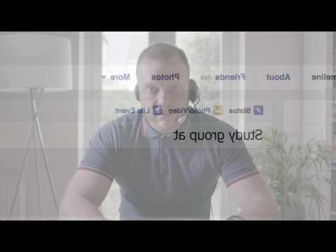Dream job – OU Student Simon