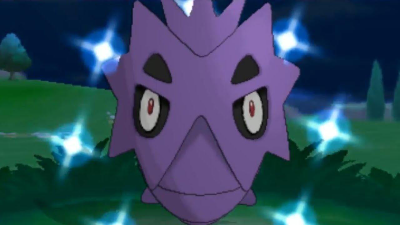 Pokemon Shiny Hunting - Shiny Pupitar (Live Reaction ...