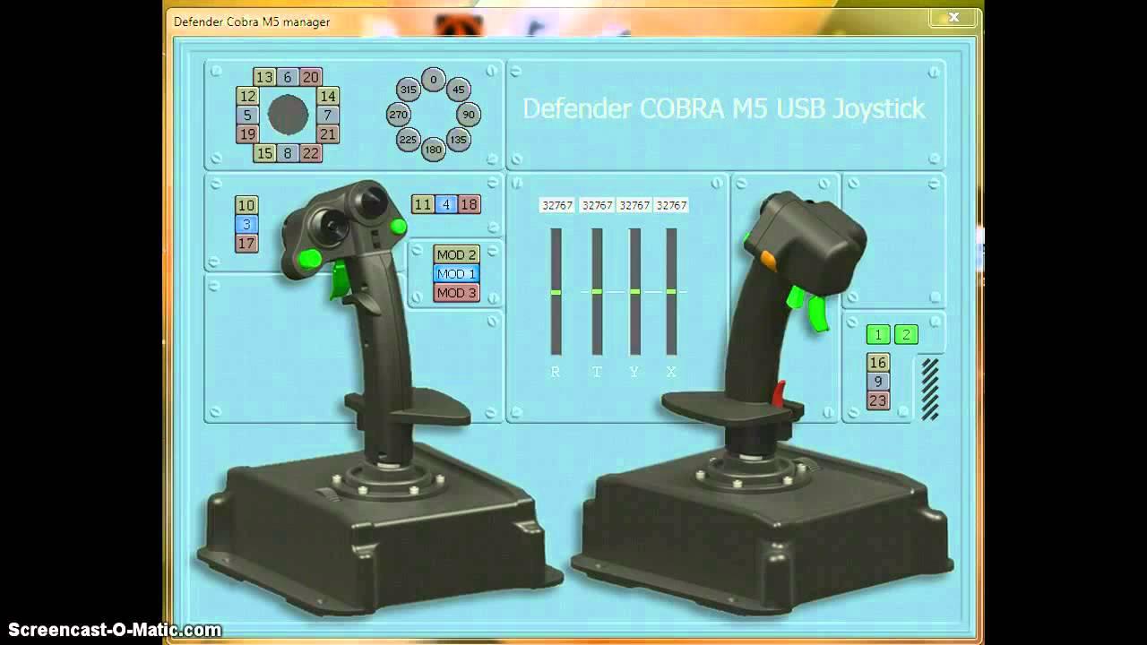 DRIVERS UPDATE: DEFENDER COBRA M5 USB