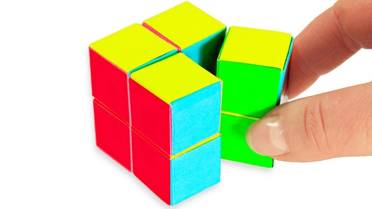 Кубик рубик своими руками сделать фото 991
