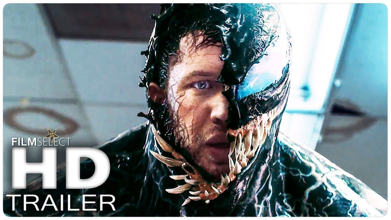 Venom Trailer 3 2018 Youtube