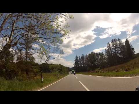 BTWC Scotland 2013 Part 2 Inveraray to Oban