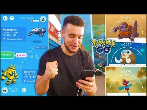 RANKING THE NEW GEN 4 EVOLUTION POKEMON! (Pokémon GO)