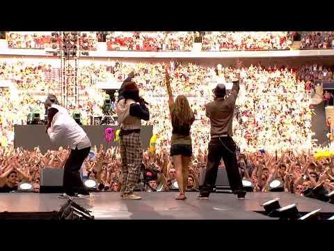 Black Eyed Peas Live Earth 2007 BBC London HD 720p x264 Higt quality
