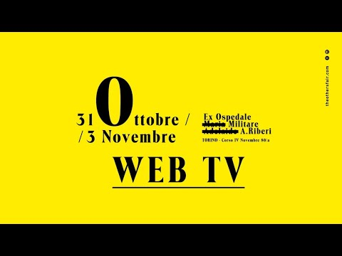 - MATTEO BERGAMINI - The Others Art Fair LIVE STREAMING
