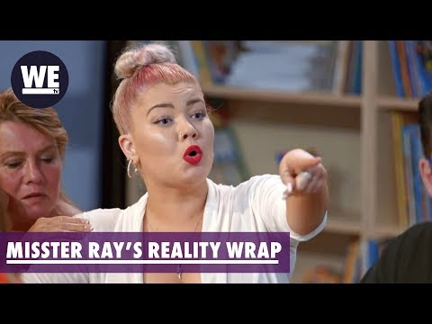 Amber vs. Chrissy | Misster Ray's Reality Wrap