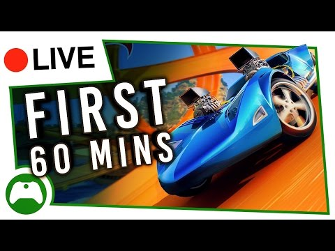 Forza Horizon 3 Hot Wheels Expansion DLC - First 60 Minutes