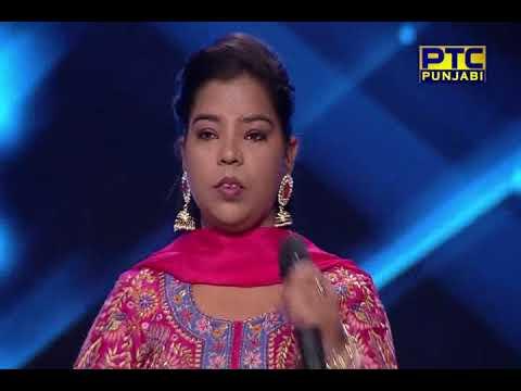 Monika | Sanu Kina Tu Pyara | Semi Final 05 | Voice Of Punjab 8 | PTC Punjabi