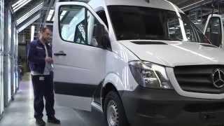 видео Mercedes Sprinter » Мир авто