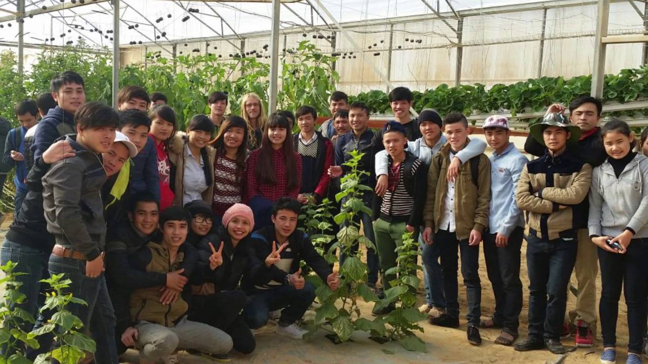 Ramat Negev International Training center for advanced agriculture