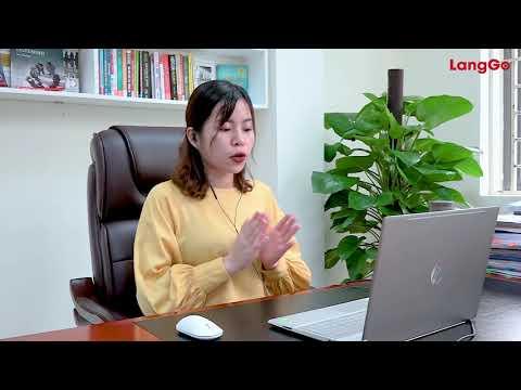 Luyện thi IELTS trực tuyến 1-6 tại LangGo