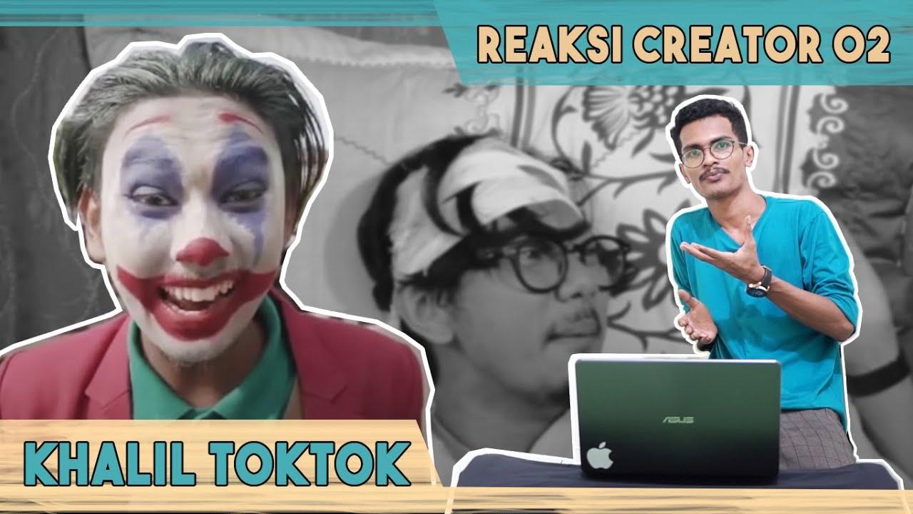 Teuku Mail - Reaction Creator 02 | Konsuldong