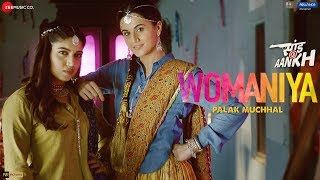 Womaniya by Palak Muchhal Mp3 Song Download