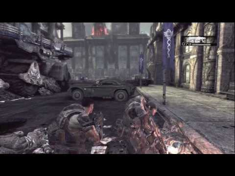 Gears of War 2 - The Co-op Mode