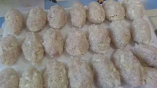 Ленивые голубцы.Вкусный обед.Полуфабрикаты.